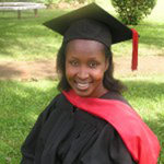 Mary Ogalo, AIU Graduate, Kenya