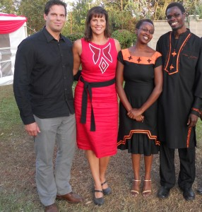 Michael Gingerich, Suzanne F. Stevens, Mary Ogalo, George Ogalo